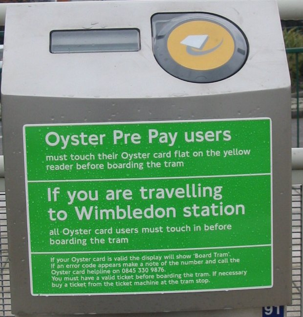 Can You Activate Oyster Card Digitalbertyl